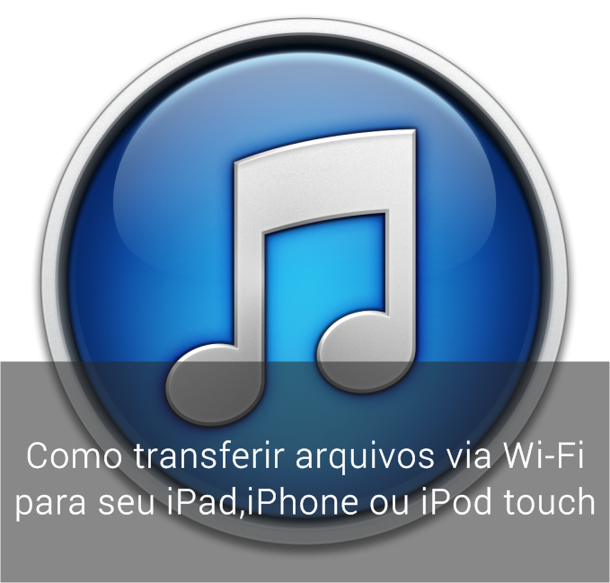 transferir aquivos via wifi