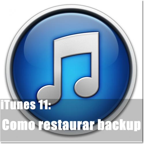 restaurar backup