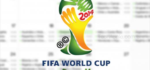 Calendário Copa do Mundo - World Cup Brazil Calendar - iPhone - iPad