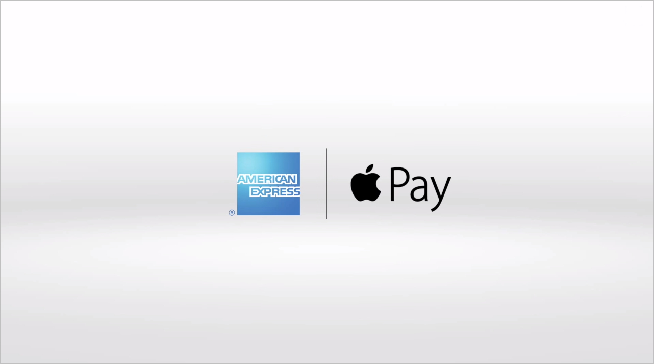 how to use apple pay with american express