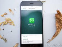 Próxima atualização do WhatsApp para iOS trará pequenas mudanças visuais