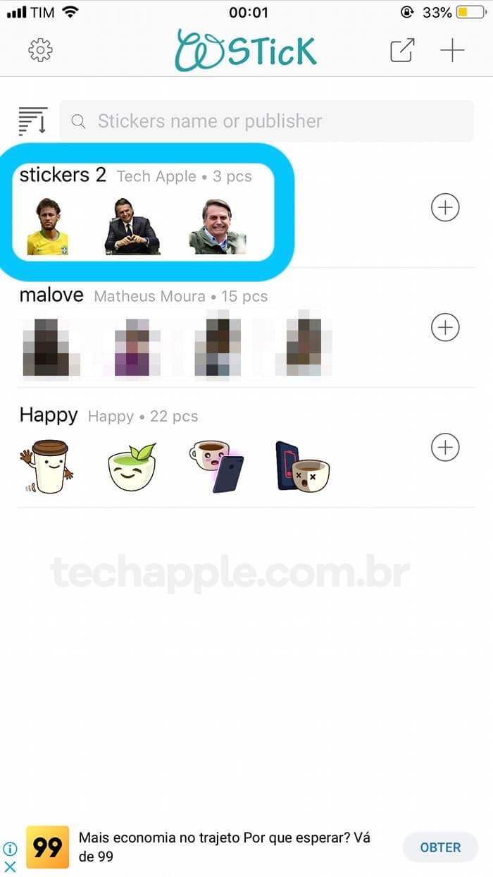 WSticK - TechApple.com.br
