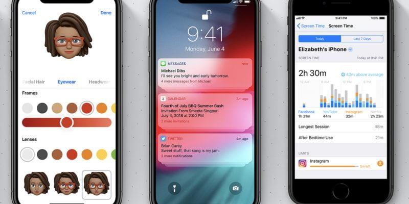 iOS 12 - TechApple.com.br