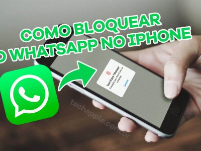 Como bloquear o WhatsApp por senha Touch ID/Face ID no iPhone